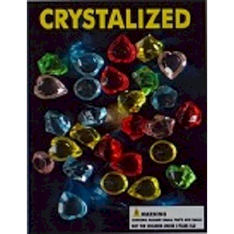 Crystalized Gems in 1.1 inch Capsules (250 ct.)