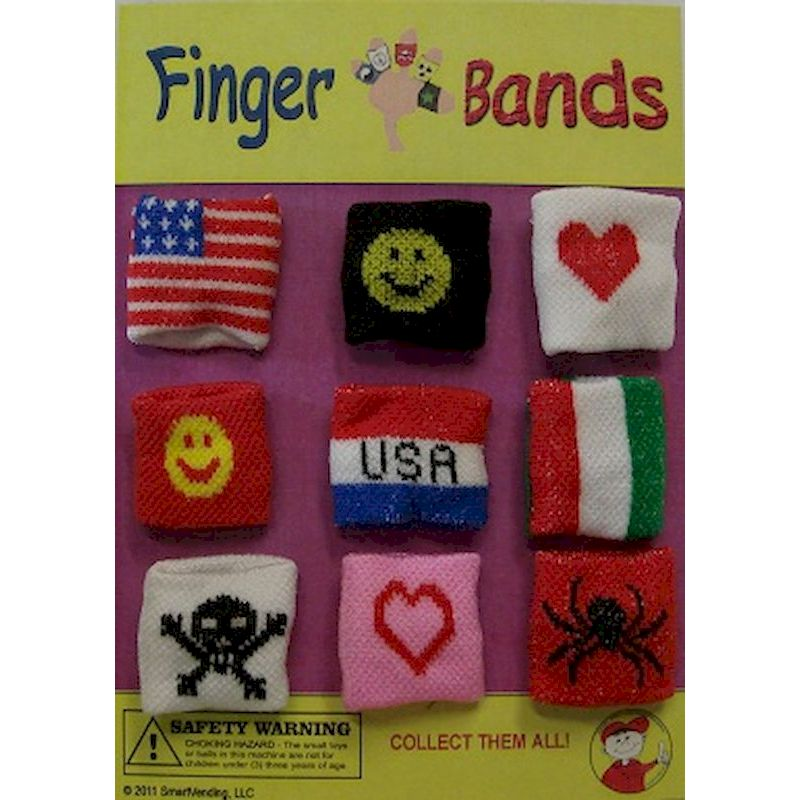 "30-FGJKC1 - Finger Jackets in 1.1"" Capsules (250 ct.)"