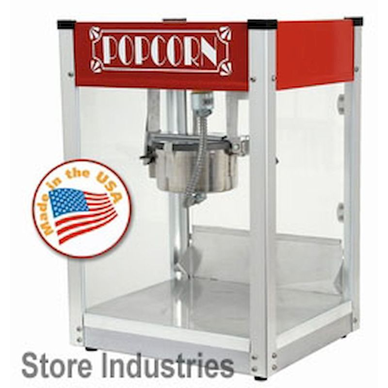 15-11045XX - Gatsby Popcorn Machine 4oz