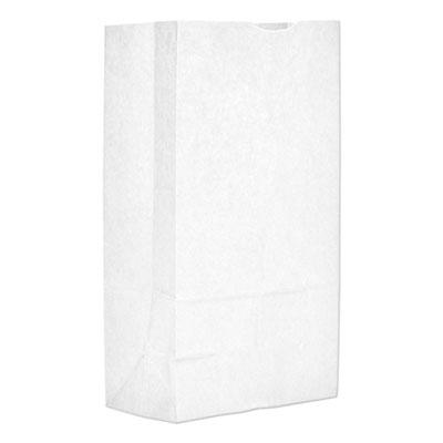 GEN White Grocery Bag 12# White 500/carton (51032)