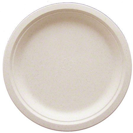 GreenWave Ovation OV-P009 1 Compartment Plate 4/125ct