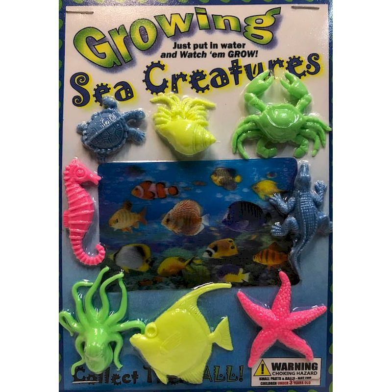 Grow Sea Creatures in 1.1 inch Capsules (250 ct.)