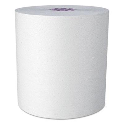 "Kimberly Clark Essential High Capacity Hard Roll Towel White 8"" x 950 ft 6 Rolls/Carton"
