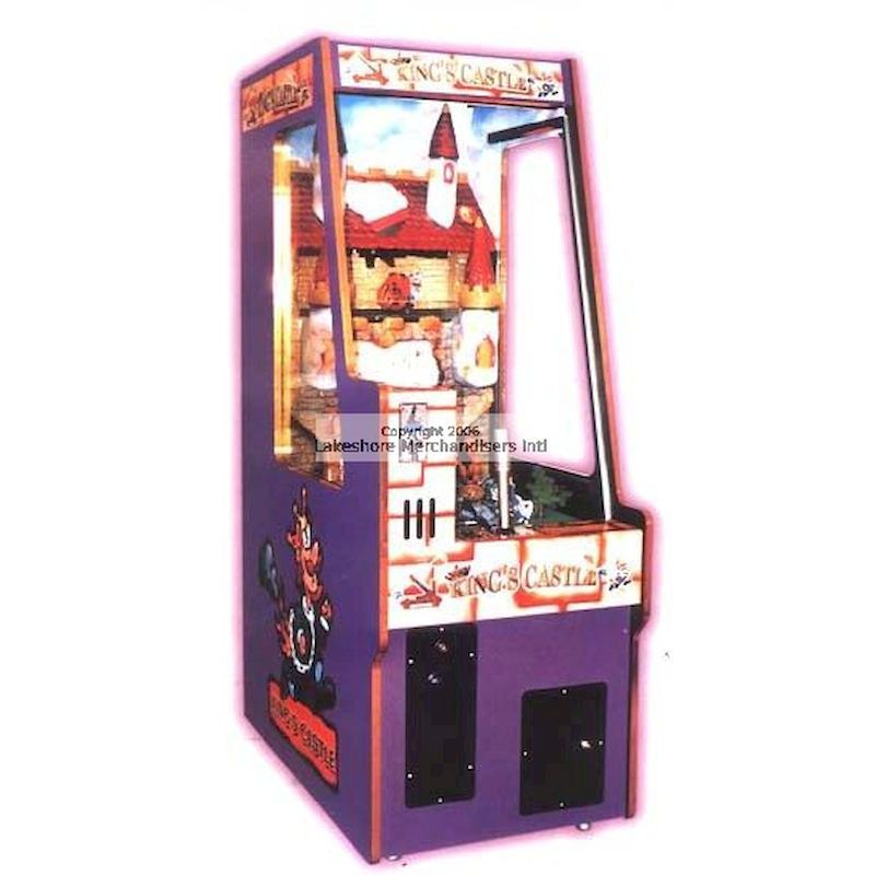 KICAGA - Kings Castle Game Machine