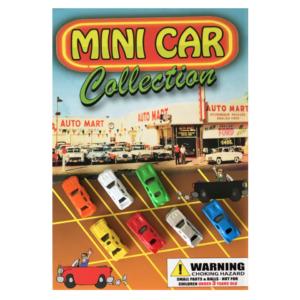 Mini Cars in 1.1 inch Capsules (250 ct.)