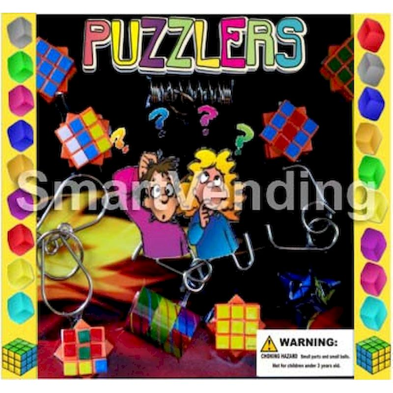 30-PZLMXC2 - Puzzlers Mix in 2 inch Capsules (250 ct.)