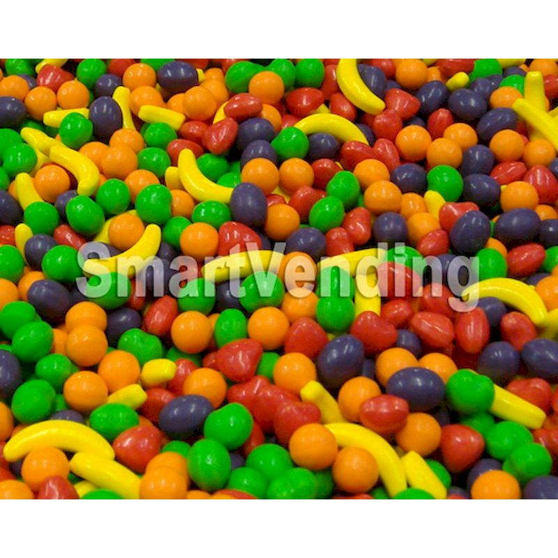 20100 - Runts Bulk Candy 30 lbs. (Fruit-Shaped) SALE!!!