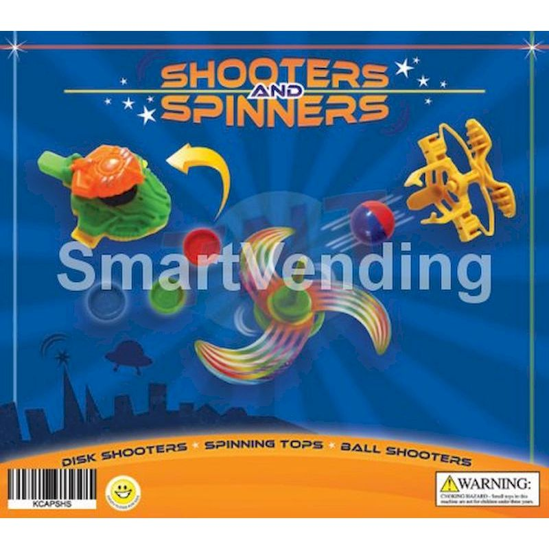 31-SHSPC2 - Display Card for Shooters & Spinners