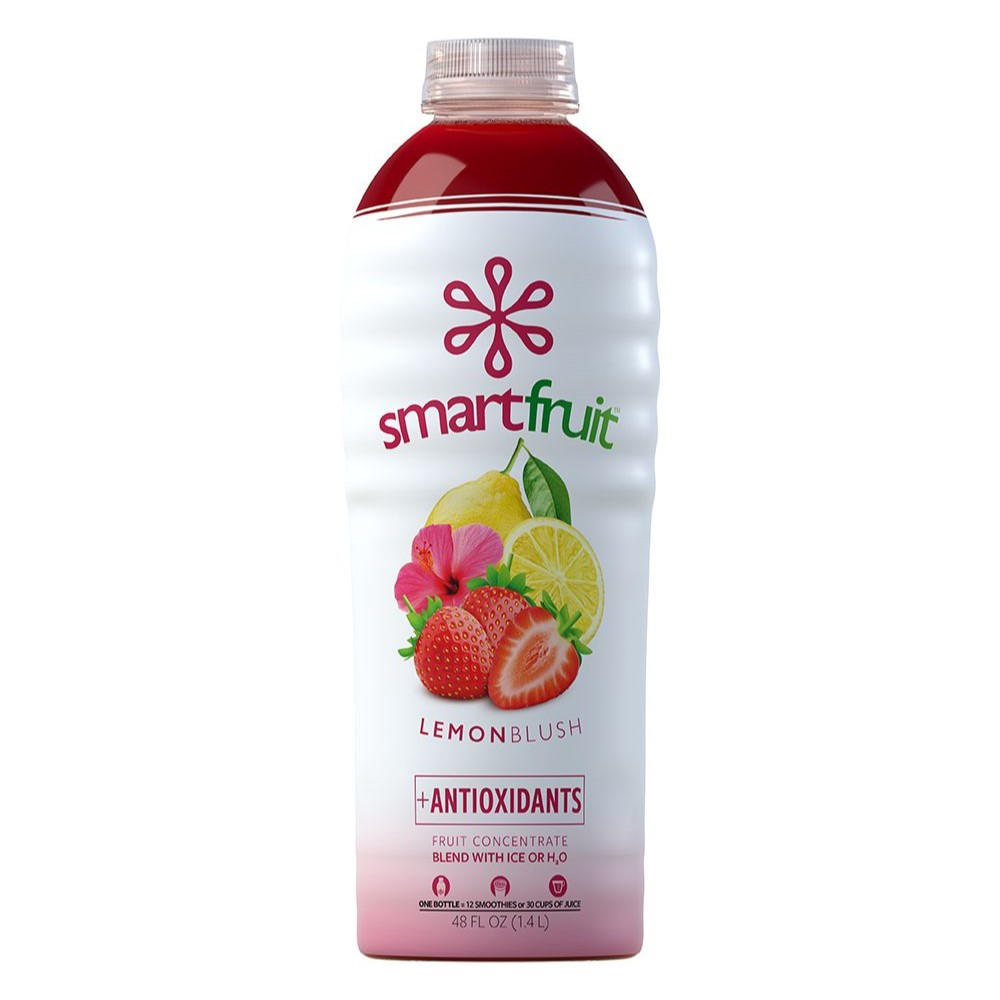 26-SFLB48 - Smartfruit Lemon Blush Fruit Puree 48 oz