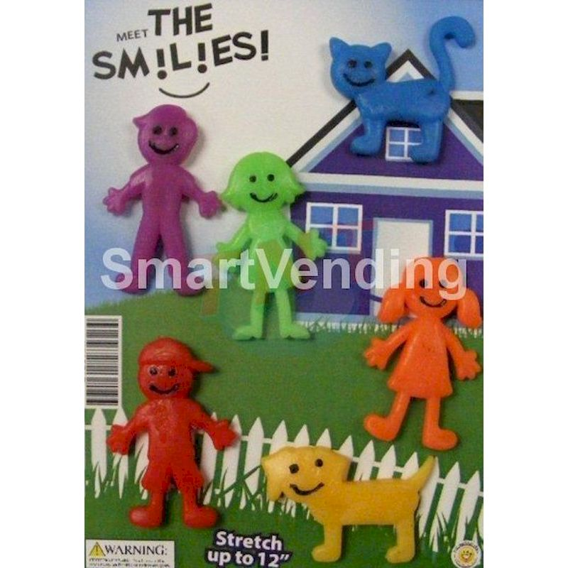 31-SMFMC1 - Live Display for The Smilies Family Stretchy
