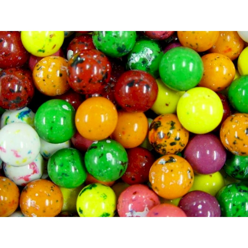 "90850 - Kaboom Jaw Breakers - Speckled 1"" (850 ct)"