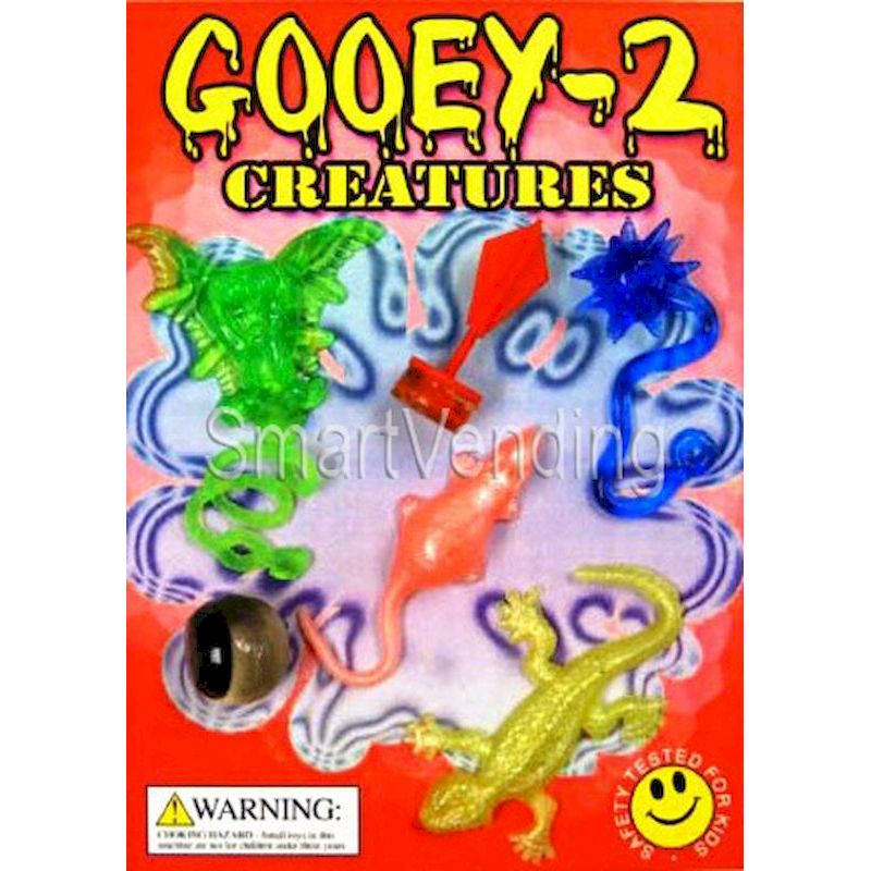 31-GOCR2C1 - Live Display for Gooey Sticky Creatures Mix
