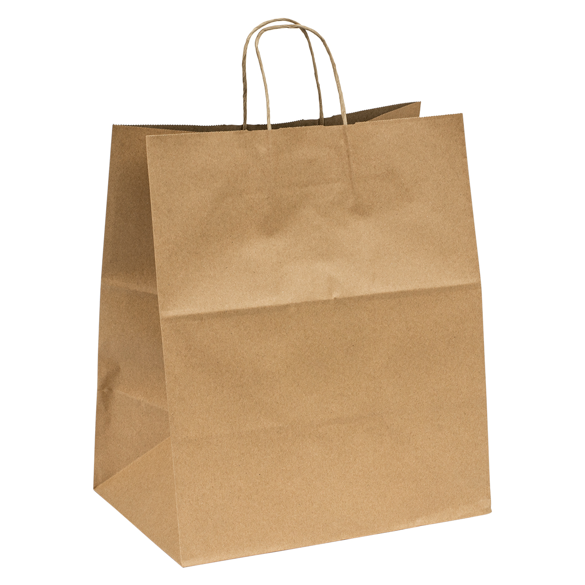 "Inno-Pak Super Royal Twist Handle Shopper Bag 14x9.6x16.5"" - 200ct"