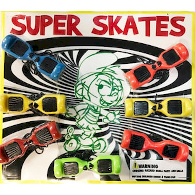 30-SUSKTC2 - Super Skates in 2 inch Capsules (250 ct)
