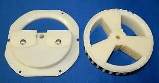 Pan Candy Adjustable Wheel & Housing for SuperPro Vending Machine